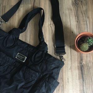 Marc Jacobs Black Nylon Bag